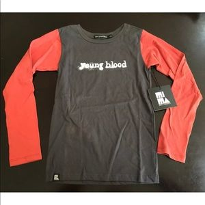 Other - Mini & Maximus MIMA Youngblood Long Sleeve Shirt